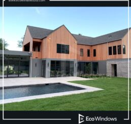Another project by Eco Windows in Connecticut.. come see our design specialist at 2 Main St. in Norwalk CT