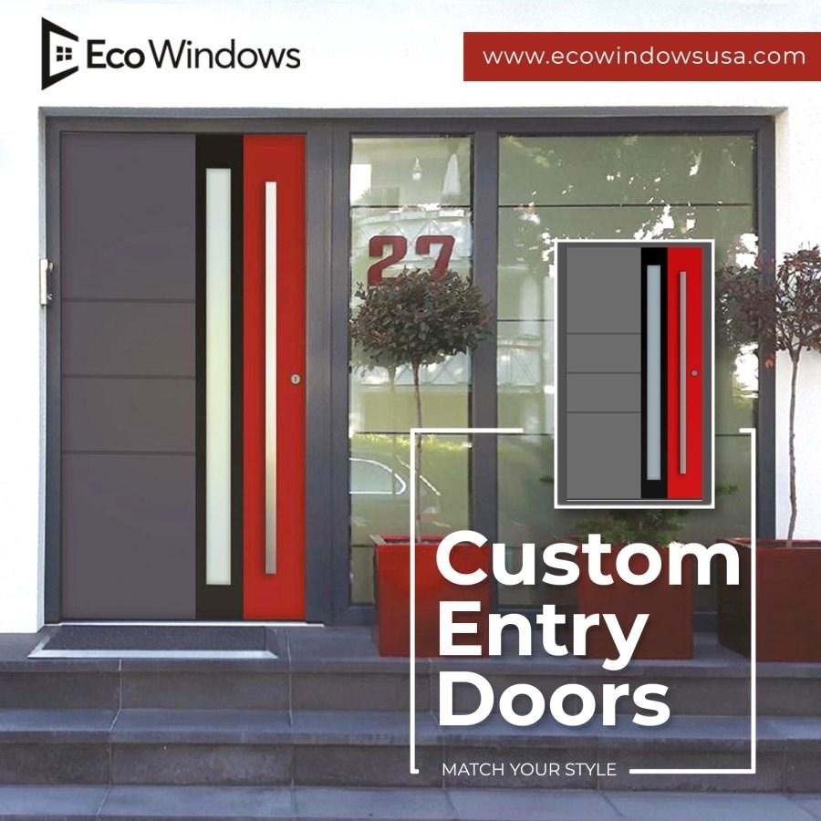 entry doors - ecowindowsusa.com