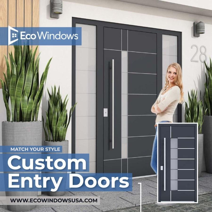 custom entry door systems