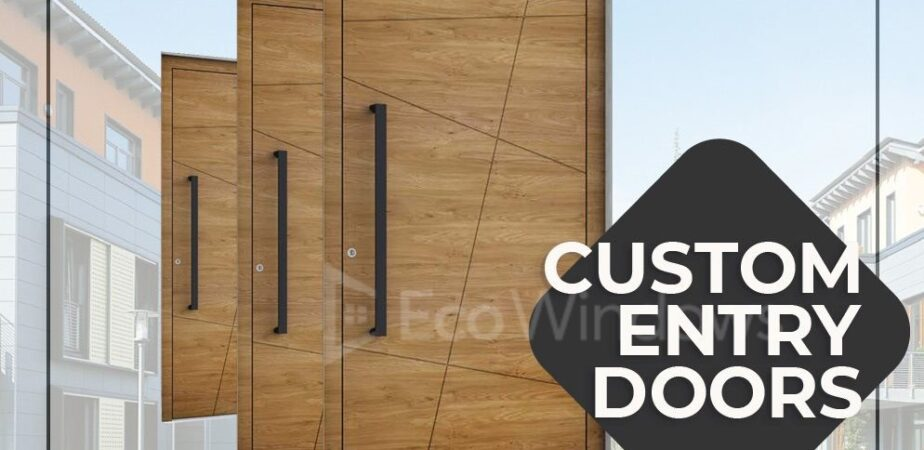 Entrence door – Modern or traditional style doors with excellent appearance for years