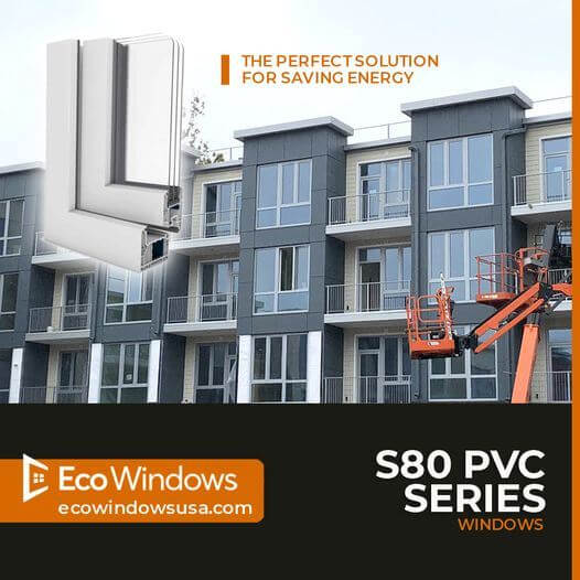 S80 – PVC S Series 🔹🔹🔹 THE PERFECT SOLUTION FOR SAVING ENERGY