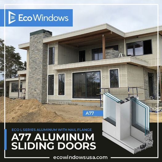 Patio doors - a77ls